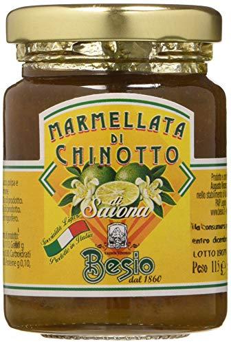 Besio Marmellata di Chinotti, 115 gr