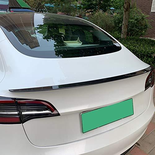 Silber Matt HIGH FLYING f/ür Tesla Model 3 2017 2018 2019 Exterieur Seiten Zierleisten ABS Kunststoff 4 St/ück