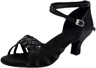 Latin Dance Shoes Women On Sale Clearance,melupa Ladies Rumba Waltz Prom Ballroom Latin Salsa Dance Shoes Square Dance Shoes