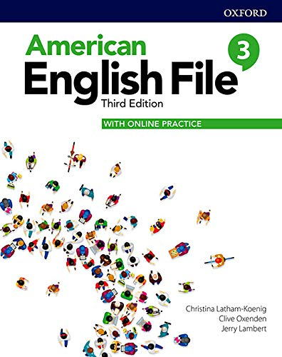 American English File: Level 3: Student Book With Online Practice