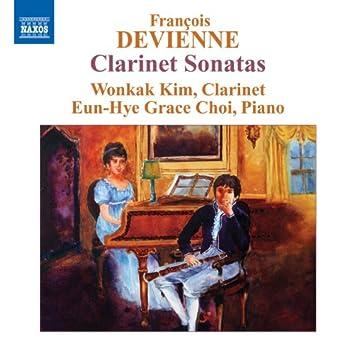 Devienne: Clarinet Sonatas