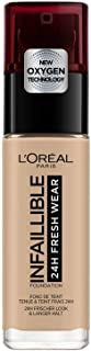 L'Oreal Paris Infallible Liquid Foundation 24H Fresh Wear - 145 Beige Rose