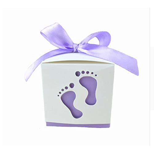 Baby Shower Charms 40 Pcs Thank You Baby Feet Durable In Use Keepsakes & Baby Announcements
