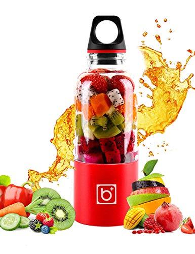 Portable Blender, 500ml Personal Mini Blender Smoothie...