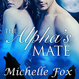 The Alpha's Mate audiobook cover art