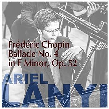 Ballade No. 4 in F Minor, Op. 52