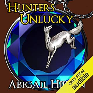 Hunters Unlucky audiobook cover art