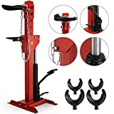 FlowerW Air Hydraulic Vehicle Car Van Strut Coil Spring Suspension Strut Compressor 3T (6600 lbs) Height Adjustable