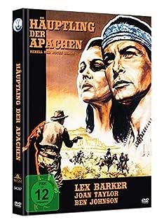 Häuptling der Apachen (Rebell der roten Berge) - Limited Mediabook-Edition (DVD plus Booklet)