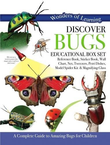 Discover Bugs - Educational Box Set