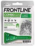 Frontline | Combo Spot On Gatti e Furetti | Protezione da pulci,...