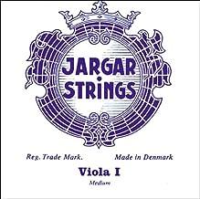 Jargar Viola Strings A Ball End, Medium 15+ in.
