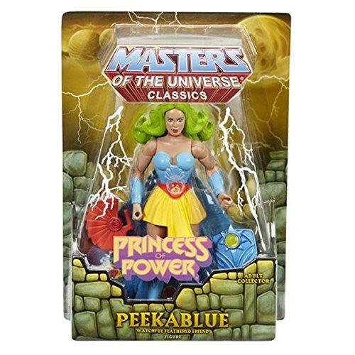 Mattel MOTUC Masters of the Universe Classics Action Figure She-Ra Peekablue