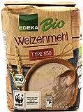 Edeka Bio Weizenmehl Type 550, 5er Pack (5 x 1 kg)