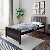 Max & Lily Bed, Twin, Espresso