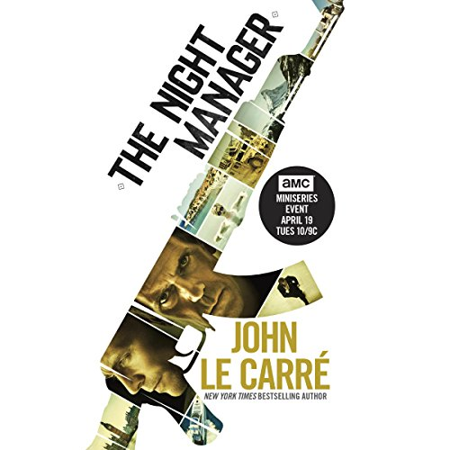 The Night Manager (TV Tie-In Edition) audiobook cover art