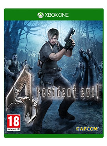 Resident Evil 4 HD Remake - [Edizione: Regno Unito]