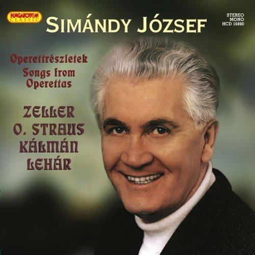 Songs From Operettas by Karl Zeller-Moritz West-Ludwig Held-Sandor Fischer (2013-05-03)
