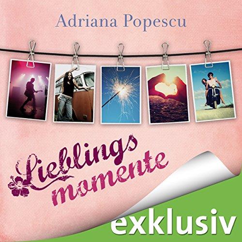 Lieblingsmomente audiobook cover art