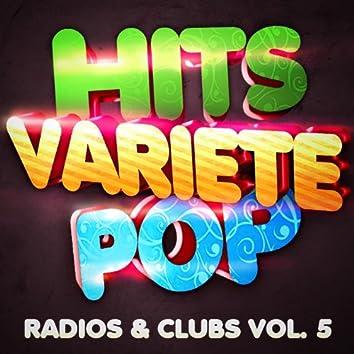 Hits Variété Pop Vol. 5 (Top Radios & Clubs)
