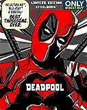 Exclusive Deadpool Steelbook 2 Year Anniversary Edition 4k Ultra Hd Blu-ray