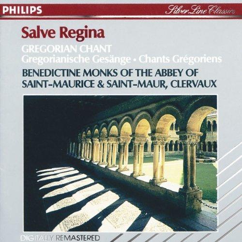 Salve Regina: Gregorian Chant by unknown (1990-10-25)