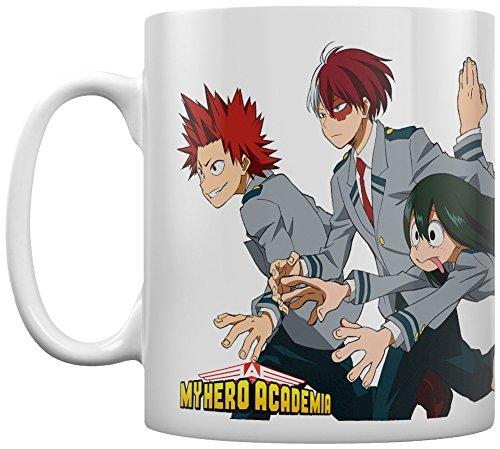 Pyramid International MG24983 My Hero Academia (School Dash) Mug en céramique, multicolore