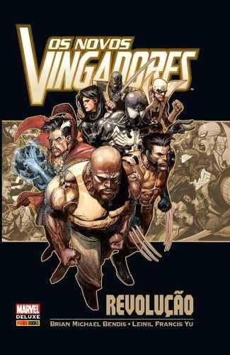 Os Novos Vingadores: Revolução - Marvel Deluxe - Marvel