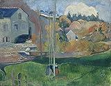 Berkin Arts Paul Gauguin Giclée Leinwand Prints Gemälde