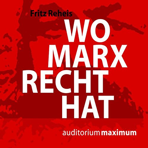 Wo Marx Recht hat Titelbild