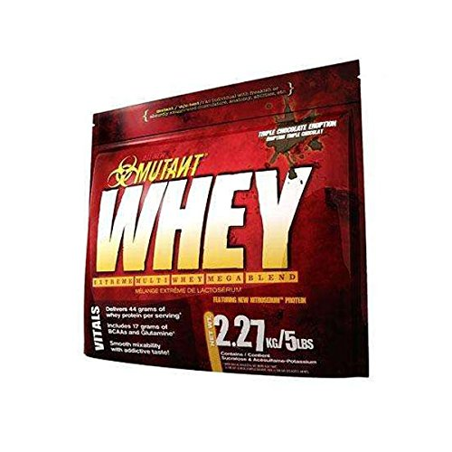Mutant Mutant Whey - 2,27 kg Cookies Cream ⭐