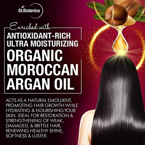 StBotanica Moroccan Argan Hair Oil