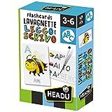 Headu- Flashcards Lavagnette leggo e Scrivo, IT23769...
