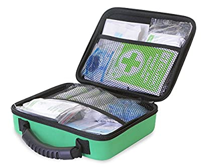 CUT-EEZE CM0261 First Aid Kit In Medium Feva Bag, Click Medical Family from Beeswift ltd