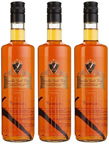 Vanilla Gold Liköre Rum (3 x 0.7 l)