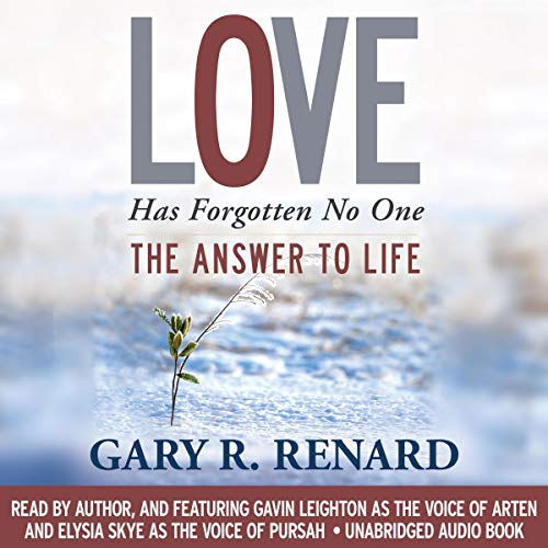 Love Has Forgotten No One audiobook cover art