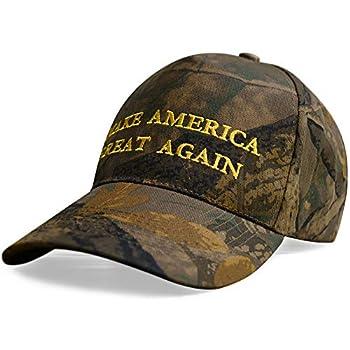 DISHIXIAO Make America Great Again Adjustable Baseball Caps Unisex Snapback Sports Hat Camo