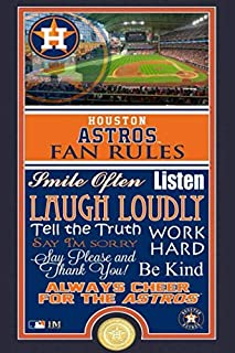 MLB Notebook Houston Astros Project Planner Jobs Book