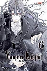 Vampire Knight Mémoires Edition simple Tome 6