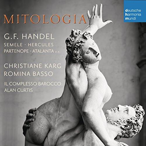 Mitologia - Handel: Arias & Duets