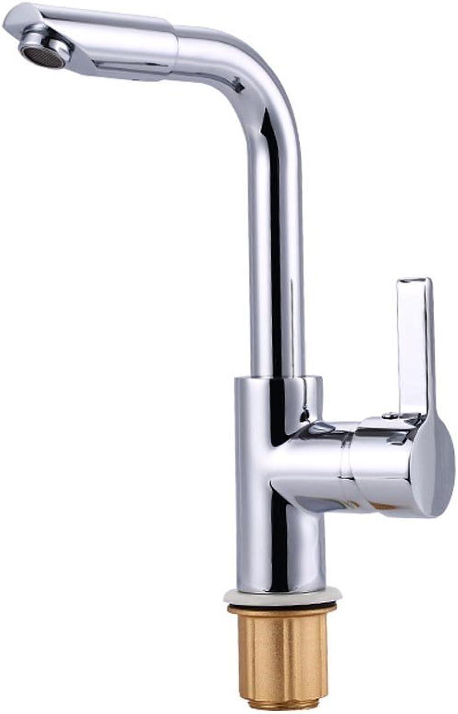 Gyps Faucet Waschtisch-Einhebelmischer Waschtischarmatur BadarmaturKüche Wasserhahn Einzigen Griff Küche Wasserhahn Mischen von heiem und kaltem Wasser - auch in der Küche der Wasserhahn