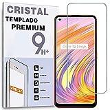 Protector de Pantalla para OPPO REALME 6 PRO - REALME X7 - REALME X7 PRO - REALME X9 PRO, Cristal Vidrio Templado Premium