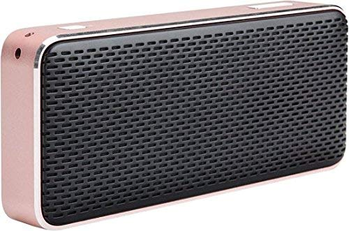 Xqisit Xq S25 Premium Bluetooth Lautsprecher mit NFC - Rosègold