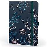 (en allemand) Agenda 2021 2022 A5 Boxclever Press Everyday. Agenda scolaire 2021 2022 d'août 21 à août 22. Agenda 2021 2022 semainier avec pages d'objectifs & projets, suivi de factures, etc.