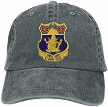 UCOOLE 3rd Battalion 15th Infantry Regiment Dad Hat Adjustable Denim Hat Classic Baseball Cap