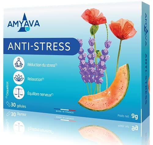 Complément Alimentaire Anti-Stress...