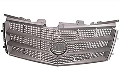 Sherman Replacement Part Compatible with Cadillac CTS Grille Assembly (Partslink Number GM1200616)