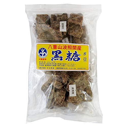 波照間産黒糖 1袋セット(小分け包装 100g×5)