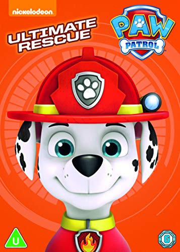 Paw Patrol: Ultimate Rescue [DVD] [2019]