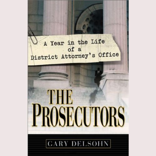 The Prosecutors audiobook cover art